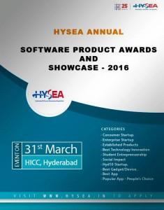 Get recognized through HYSEA 1