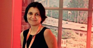 Sairee, CEO and founder of Sheroes