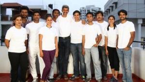HealthifyMe's team