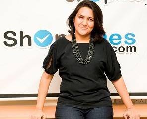 Radhika Aggarwal, (co-founder) shopclues