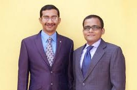 Harsha Vardhan Singh and Anand Vivek Srivastav  founders of Tauro Wealth,
