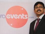 MeraEvents Founder Chinnappa Naidu Darpaneni.