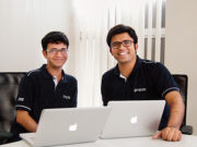 Image: Co-founded by Shashank ND and Abhinav Lal, Practo is an online health service platform. Photograph, courtesy: Practo