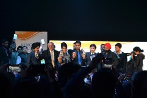 Launch of Freedom 251 by Ringing Bells Pvt Ltd – a company formed five months ago.