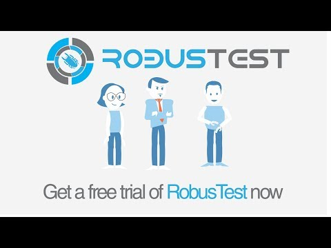 Now we have a mobile app testing Platform – Robus Test