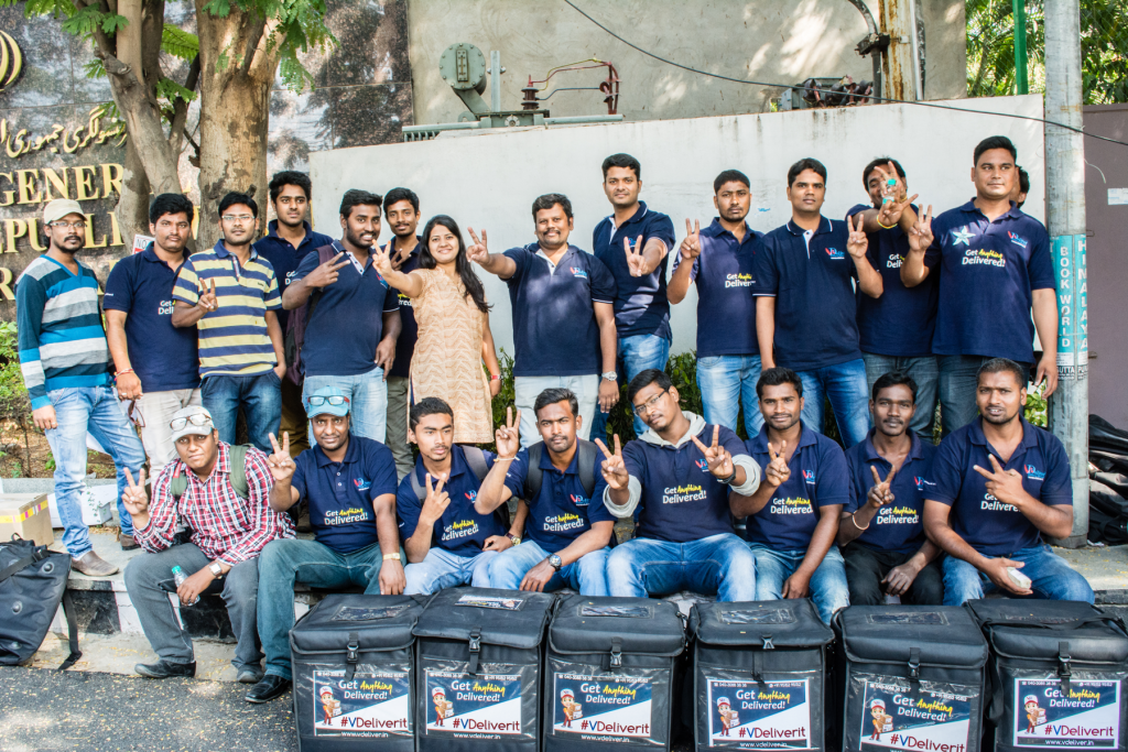 Vdeliver.in – a startup that is changing the methodology of delivery